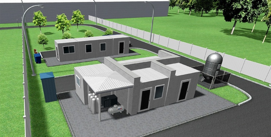 Fuel Cells Works, KNESS RnD Center obtained town-planning conditions and restrictions on the construction of a demonstration and research site for the production