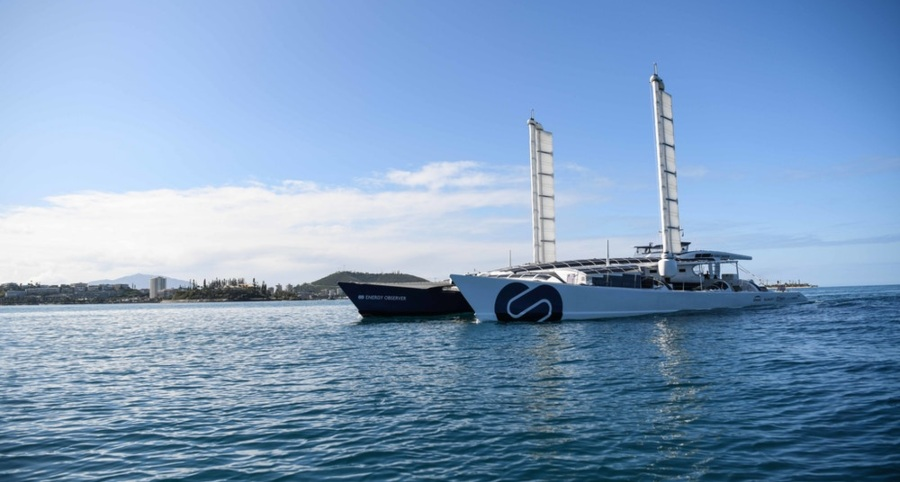Fuel Cells Works, Energy Observer: Over 40,000 Nautical Miles Sailed On Fuel Cells And Hydrogen