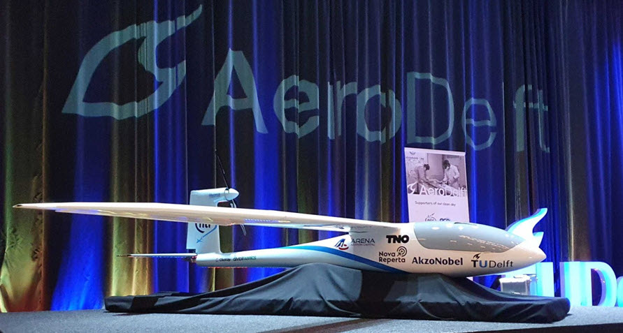 Fuel Cells Works, AeroDelft Back at the Faculty of Aerospace Engineering to Continue Work on World's first Manned Aircraft Powered by Liquid Hydrogen