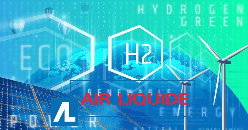 Fuel Cells Works, Air Liquide Transforms Its Network In Germany By Connecting A Large Electrolyzer Producing Renewable Hydrogen