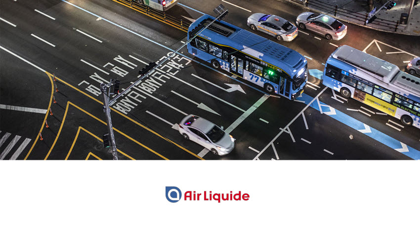Fuel Cells Works, Air Liquide Hydrogen Activities are Accelerating in South Korea as Demand is Growing Fast