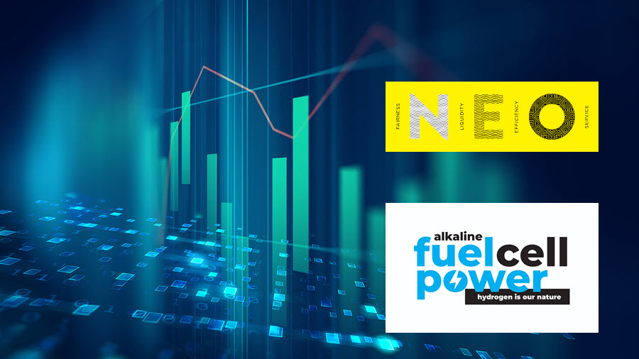 fuel cells work, Alkaline Fuel Cell Power Corp. Begins Trading on the NEO Exchange