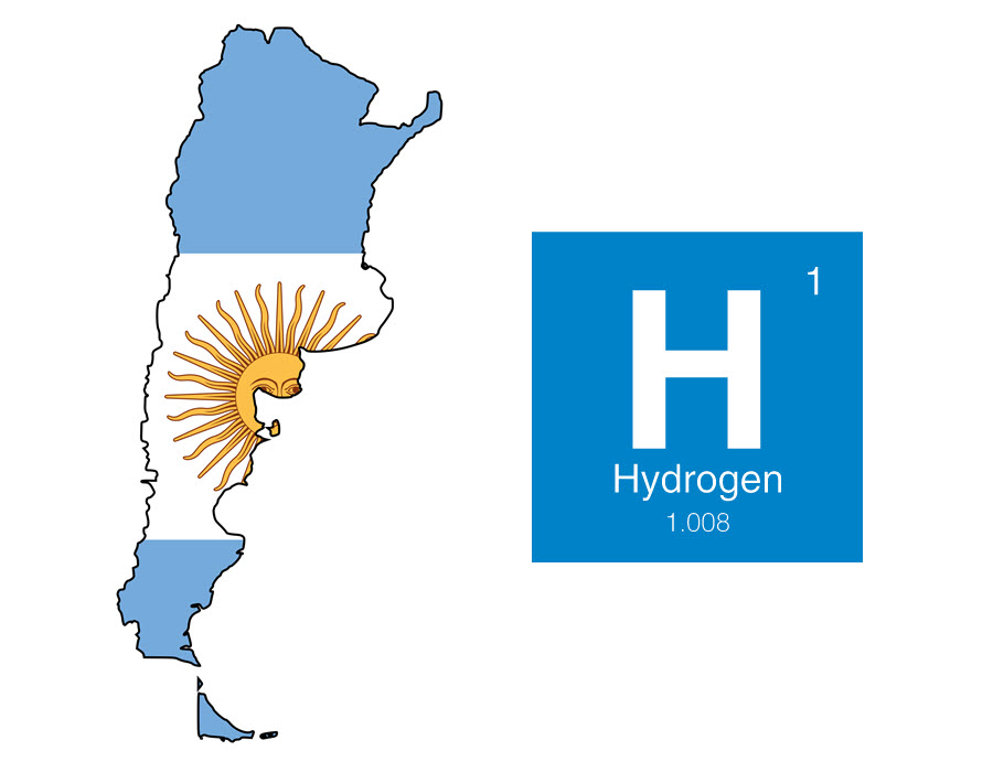 Fuel Cells Works, Hydrogen in Argentina, fuel cells