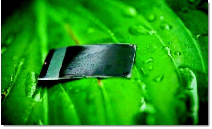 fuel cells works, Artificial Photosynthesis Could Be Major Development for Fuel Cells
