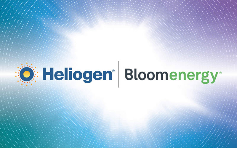 Fuel Cells Works, Bloom Energy and Heliogen Join Forces to Harness the Power of the Sun to Produce Low-Cost Green Hydrogen