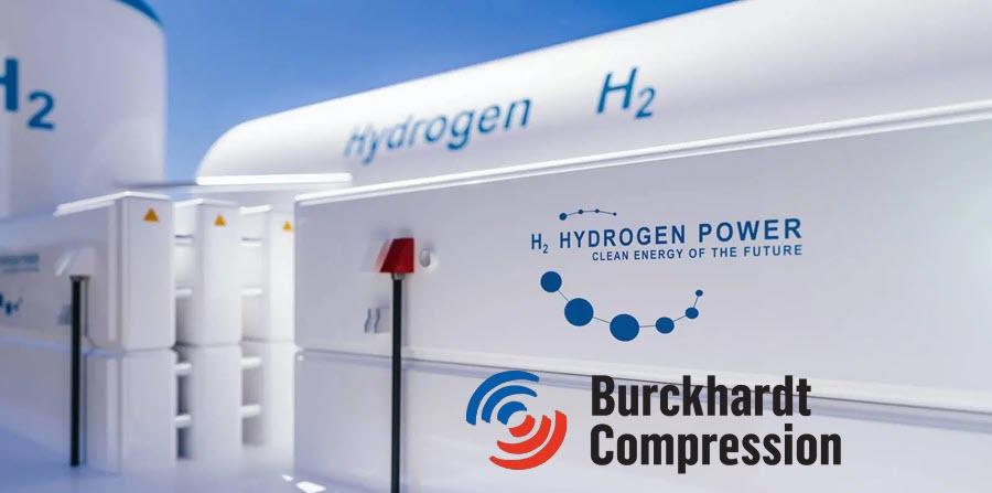 fuel cells works, Burckhardt Compression Delivers H2 Diaphragm Compressor for Green Hydrogen Project to Hungary
