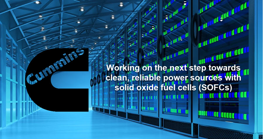 Fuel Cells Works, Cummins: Our Next Step in Advancing Fuel Cell Technology