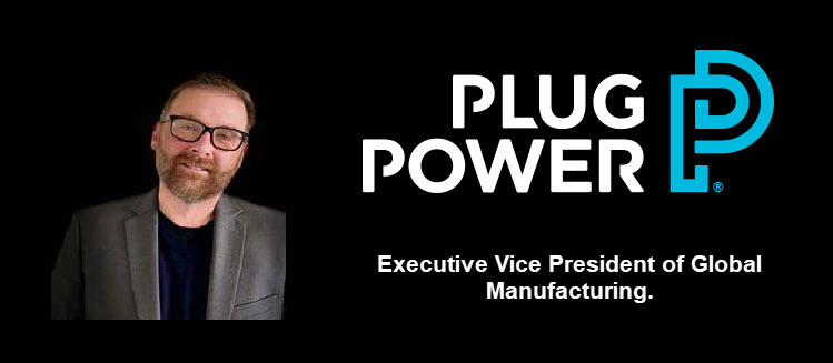 Fuel Cells Works, Plug Power Hires Former Tesla Alum David Mindnich to Influence Plug Power's Global Gigafactory Footprint