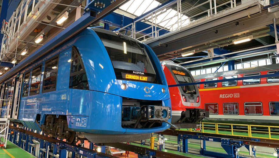 Fuel Cells Works, Deutsche Bahn Maintains Hydrogen Trains in the Rhine-Main Area