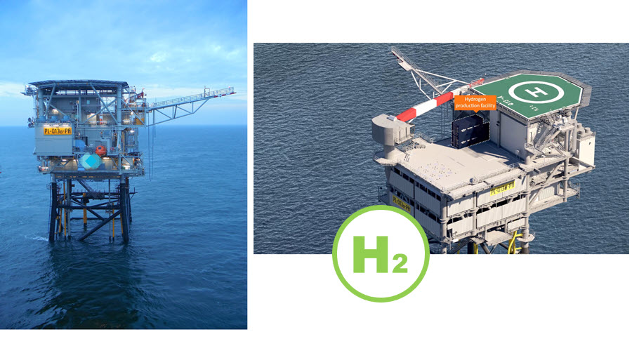 Fuel Cells Works, Dutch Government Grants DEI+ Subsidy to PosHYdon, World's First Offshore Green Hydrogen Production