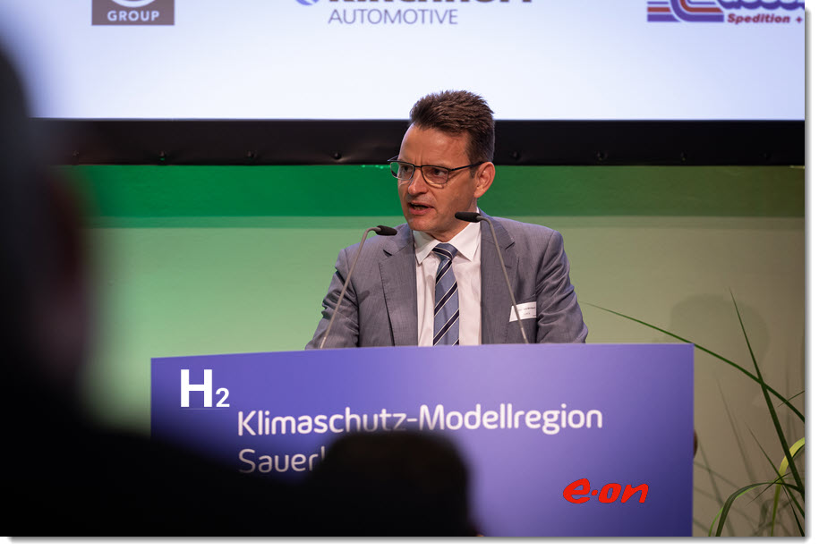 fuel cells works, E ON: Sauerland Model Region to Showcase Innovative Hydrogen Technology System of the Future