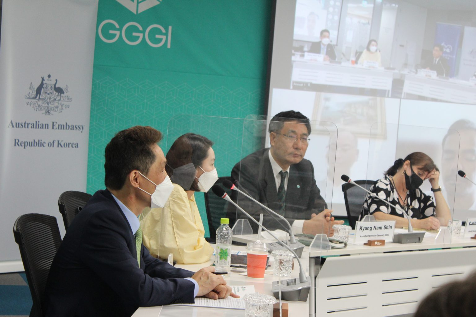 SEOUL, Republic of Korea – The Global Green Growth Institute (GGGI), in partnership with the Australian Embassy to the Republic of Korea, co-hosted