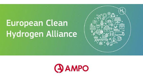 Fuel Cells Works, AMPO Joins The European Clean Hydrogen Alliance