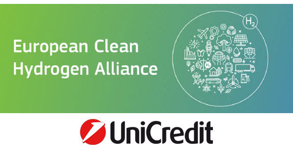 Fuel Cells Works, UniCredit Joins the European Clean Hydrogen Alliance
