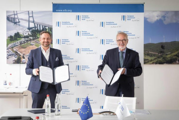 EIB Signs Advisory Agreement with Hydrogen Europe