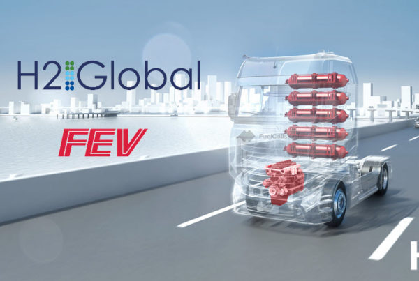 Fuel Cells Works, FEV Commits to Green Hydrogen in German H2global Foundation Alliance