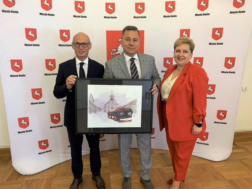 First City in Poland Getting a Solaris Hydrogen Bus 2