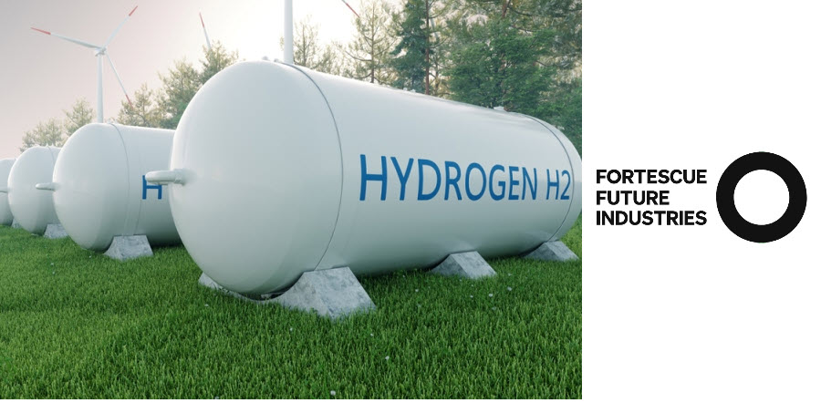 Fuel Cells Works, Fortescue Future Industries to Explore Potential Green Hydrogen Projects in India