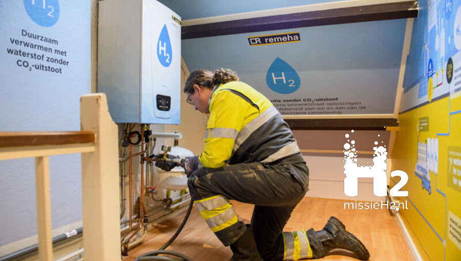 From Natural Gas to Hydrogen in Uithoorn