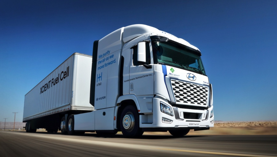 Fuel Cells Works, CTE Wins Grant To Complete Largest Commercial Deployment Of Class 8 Fuel Cell Electric Trucks In North America