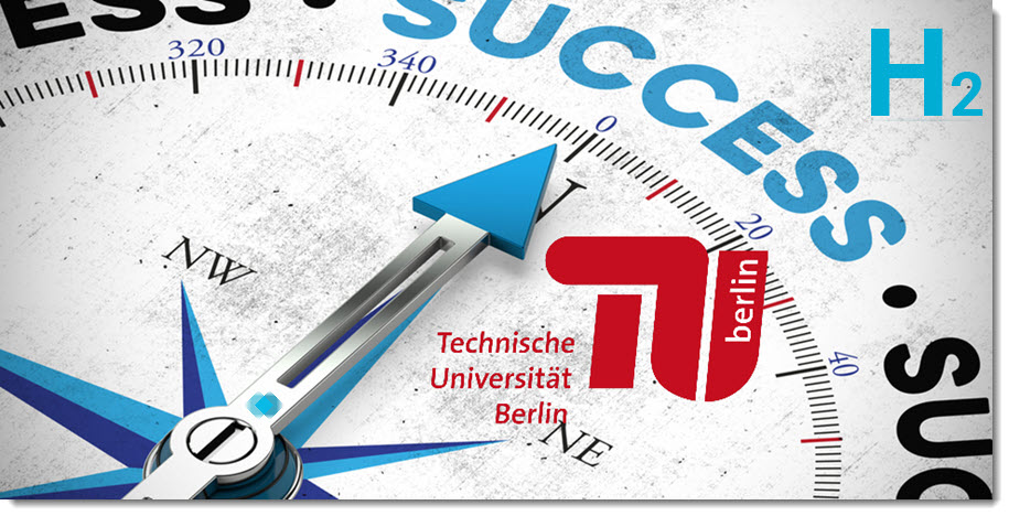 Fuel Cells Works, Fuel Cells and Electrolysis: Gold Medal for Researchers at the TU Berlin