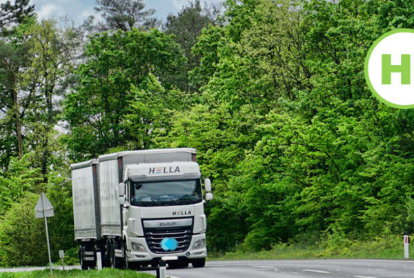 Funding Secured for Hydrogen Powered HGVs