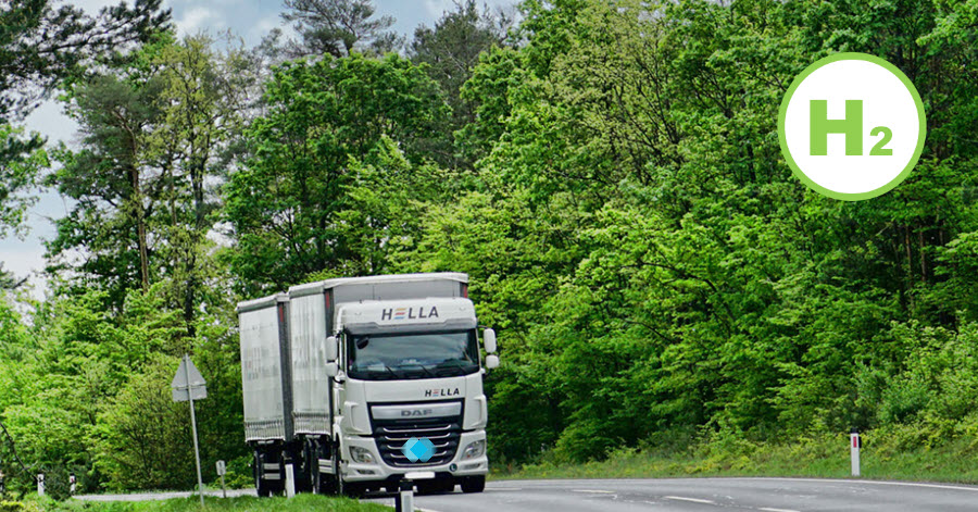 Fuel Cells Works, UK: Funding Secured for Hydrogen Powered HGVs