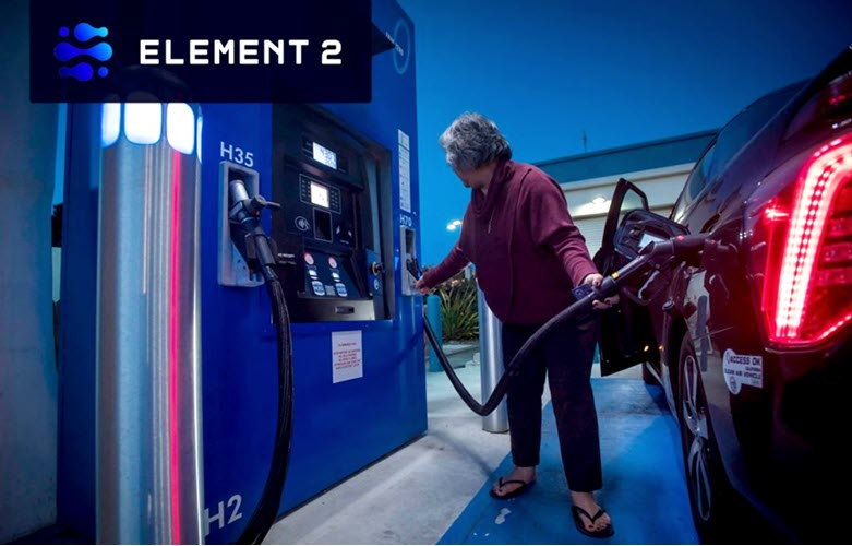 Fuel Cells Works, Gen2 Energy and Element 2 to Cooperate on Scalable Supplies of Green Hydrogen in UK