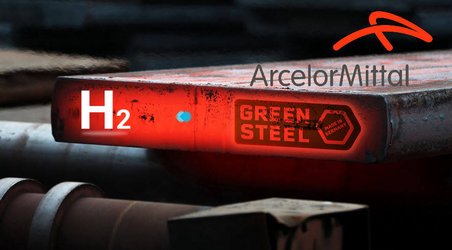 Fuel Cells Works, Germany: Federal Environment Ministry Promotes Green Steel Production From Arcelormittal