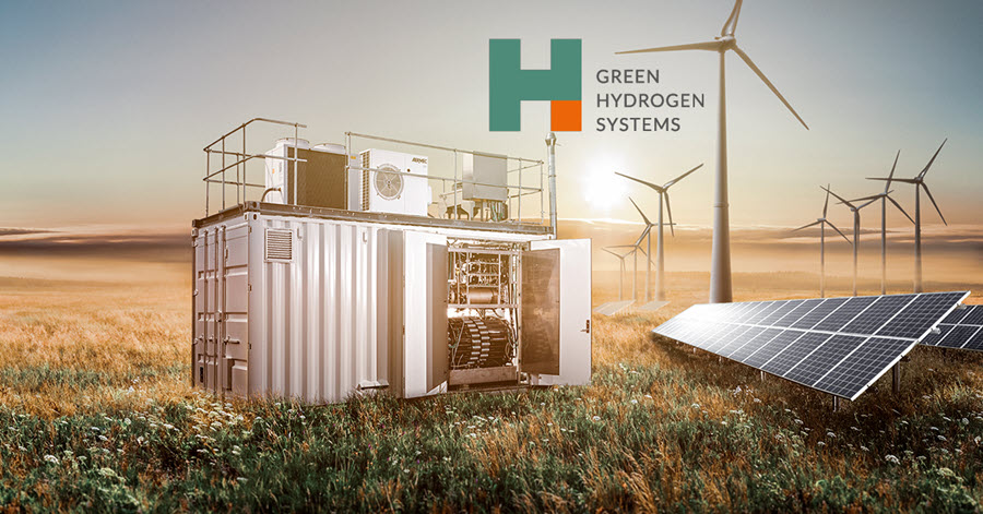 fuel cells works, Green Hydrogen Systems Electrolysers Chosen for a Pioneering Green Hydrogen Production Project in Germany