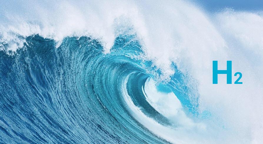 H2 form the Ocean
