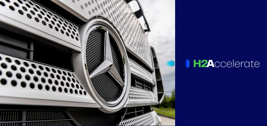 Fuel Cells Works, H2Accelerate – New Collaboration for Zero Emission Hydrogen Trucking at Mass-Market Scale