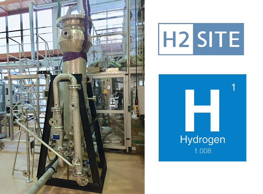 Fuel Cells Works, France: H2Site Installs First Hydrogen Reactors on Engie Sites