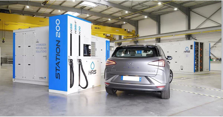 """Fuel Cells Works, """"Hydrogen as a Service"""": HRS AND BNP PARIBAS Join Forces to Launch Leasing Offer for H2 Refueling Stations"""