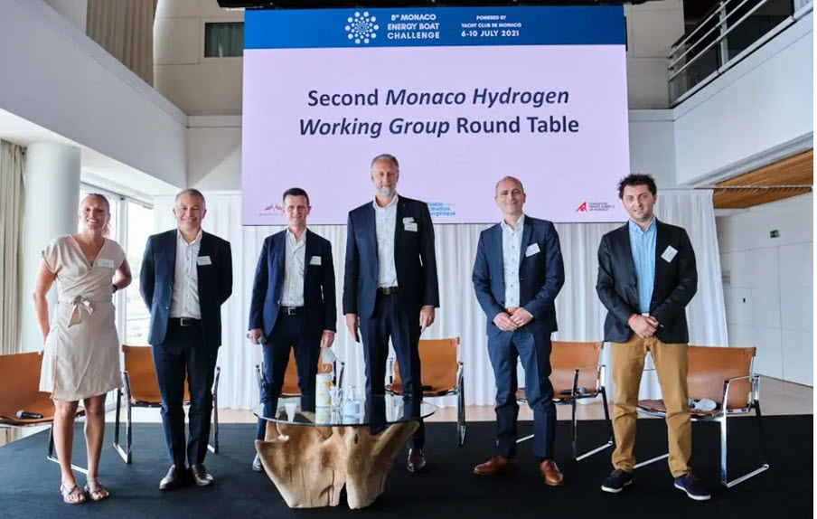 fuel cells works, Hydrogen Station Coming Soon to Monaco?