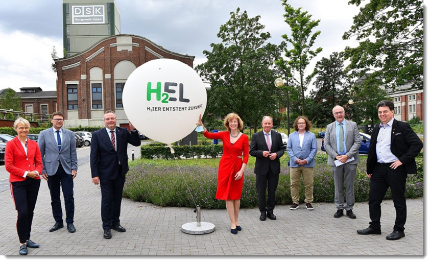 fuel cells works, Emscher-Lippe Hydrogen Roadmap: The Key to the Region's Green Future