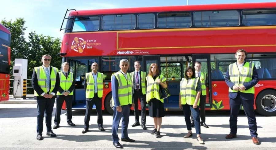Fuel Cells Works, Cleaner Air For Londoners