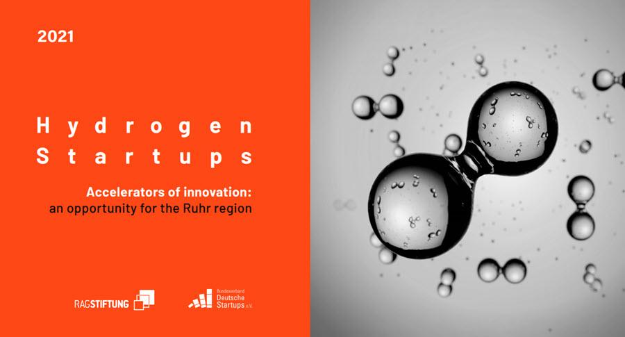 fuel cells works, Hydrogen as a Future Opportunity: the Ruhr Area Is a Pioneer in the H2 Transformation and Has the Largest Number of Startups in This Sector