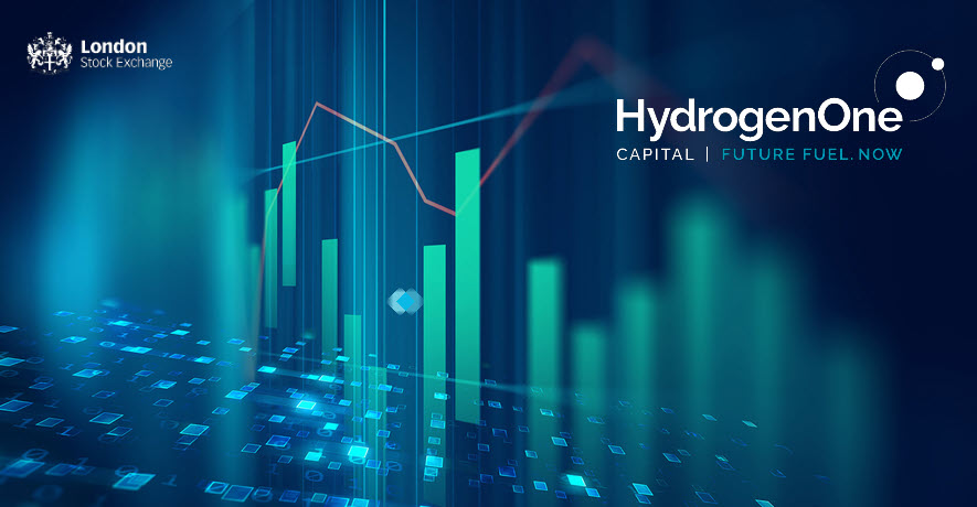 Fuel Cells Works, HydrogenOne Capital Growth Announces £250 Million IPO on London Stock Exchange