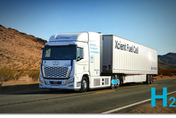 Fuel Cells Works, Hyundai's XCIENT Fuel Cell Hitting the Road in California