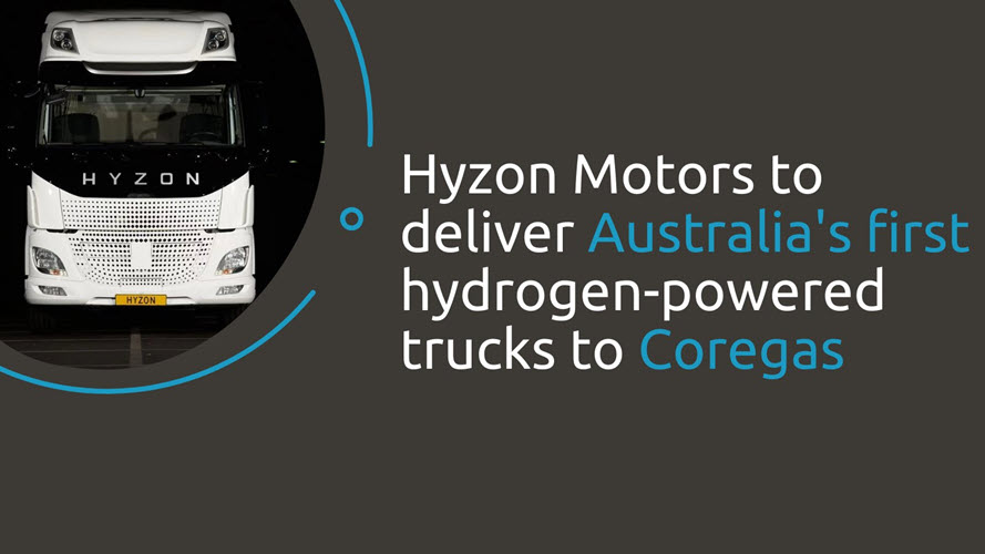 Hyzon Coregas