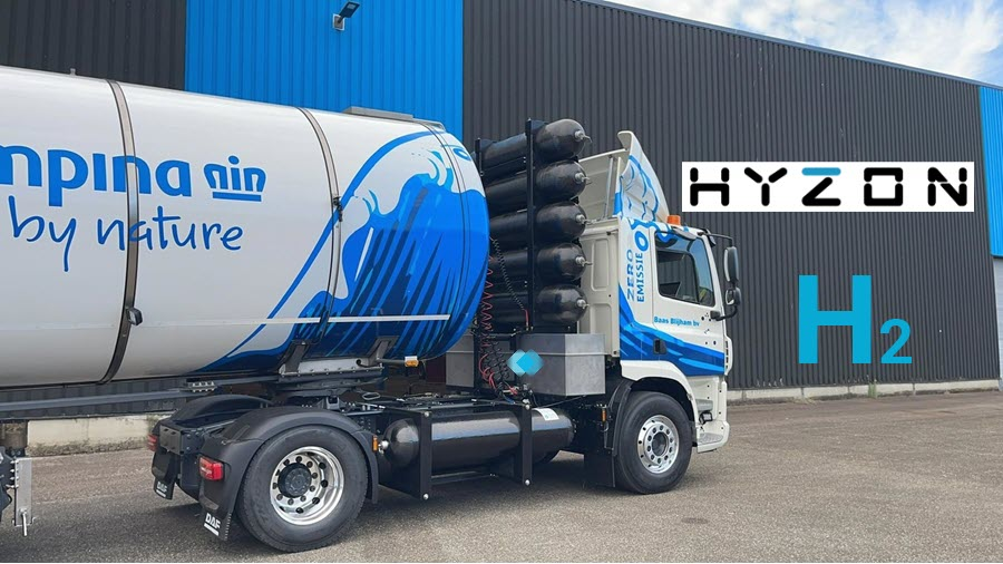 Fuel Cells Works, Hyzon Motors Has Begun Shipping Hydrogen Fuel Cell Trucks to Customers