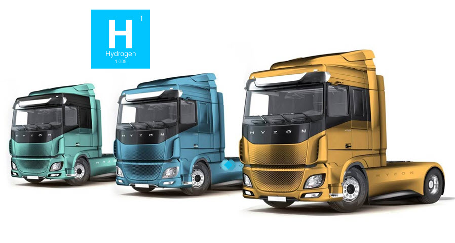 fuel cells works, Decarbonization Plus Acquisition Corporation Announces Stockholder Approval Of Business Combination With Hyzon Motors