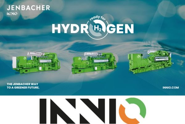 fuel cells works, INNIO Jenbacher Gas Engines Ready for Hydrogen