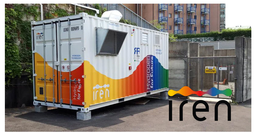 fuel cells works, Italy: IREN Looking at Producing Hydrogen from Waste