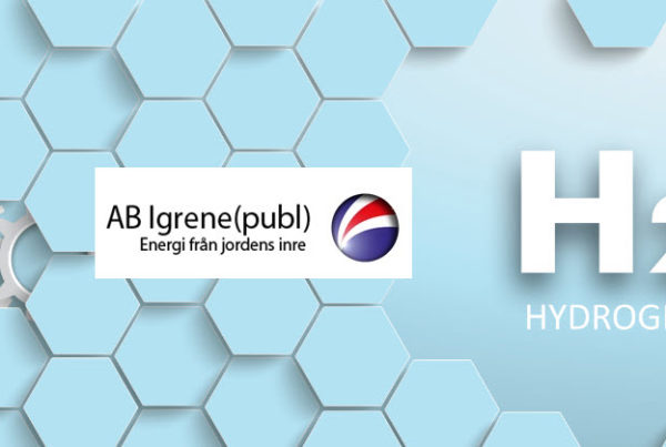 Igrene invests in becoming a significant and long term hydrogen producer