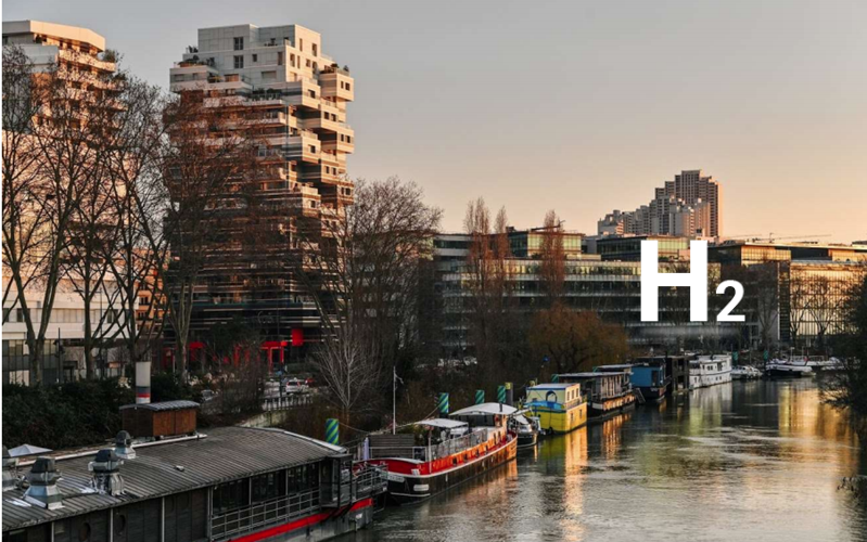 fuel cells works, Issy-les-Moulineaux Wants to Build the1st Hydrogen District in France