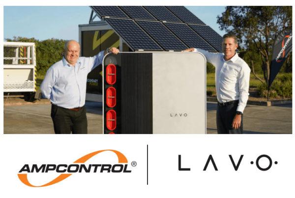 LAVO Ampcontrol