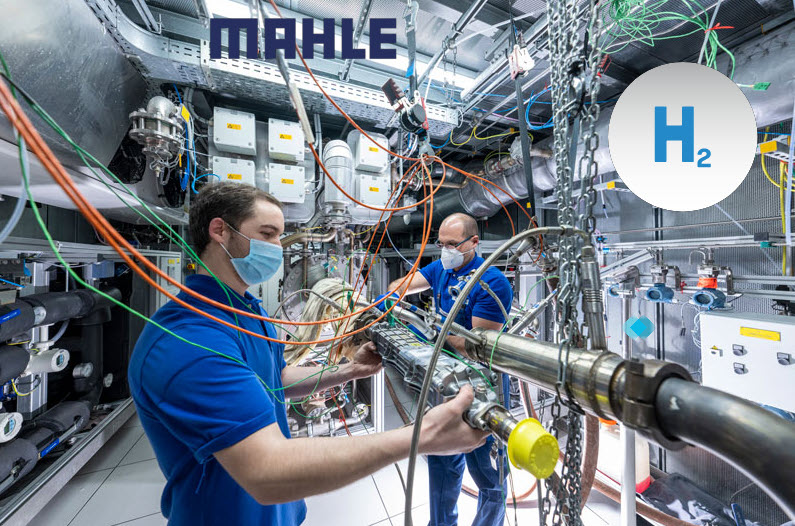 Fuel Cells Works, MAHLE Joins German Government's Hydrogen Funding Project