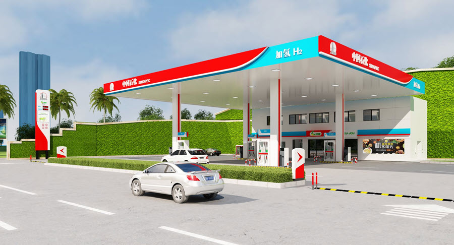 Fuel Cells Works, Meijin Energy: a Total of 6 Hydrogen Refueling Stations Under the Company Are Currently in Operation